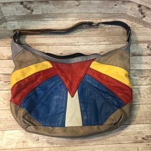 Handbags - Amazing vintage leather handbag